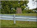SP0085 : Warley Reservoir trig pillar by Richard Law