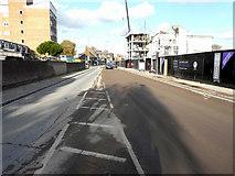 TQ5473 : Redevelopment of Lowfield Street by John Baker
