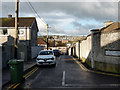 W6671 : View north down Westbourne Park, Cork by Robin Webster