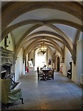 ST5545 : Bishop's Palace, Wells [6] by Michael Dibb