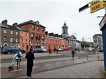 W6872 : Junction of Alfred Street and Lower Glanmire Road, Cork by Robin Webster