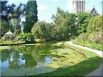 ST5545 : Bishop's Palace, Wells [22] by Michael Dibb