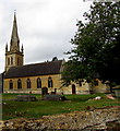 SP2032 : Grade II Listed St David's Church, Moreton-in-Marsh  by Jaggery