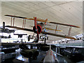 TL4545 : The American Air Museum, IWM Duxford by David Dixon