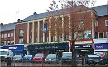 TQ2189 : Shops on Edgware Road, Colindale by David Howard