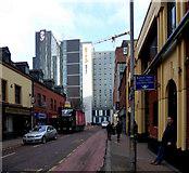 J3373 : Amelia Street, Belfast by Kenneth  Allen
