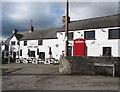 SS9668 : White Hart, Wine Street, Llantwit Major  by Jaggery