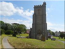 ST3049 : St Andrew's Church, Burnham on Sea by JThomas