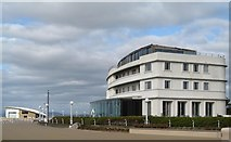 SD4264 : The Midland Hotel - south side by Gordon Hatton
