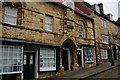 SK9771 : Lincoln: The Jew's House, Steep Hill by Christopher Hilton
