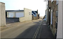 NT4999 : School Wynd, Elie and Earlsferry by Bill Kasman