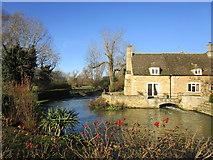 TL0394 : Site of former watermill, Woodnewton by Jonathan Thacker