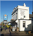 TQ4265 : The Two Doves, Oakley Road by Des Blenkinsopp