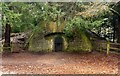 SK6465 : Rufford Abbey Country Park – major ice house by Alan Murray-Rust