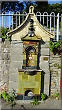 ST4071 : Clevedon - Drinking fountain Alexandra Rd by Colin Park