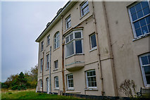 SS9712 : Tiverton : Tidcombe Hall by Lewis Clarke