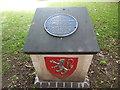 SE7803 : Mowbray Commemorative Stone, Epworth by David Hillas