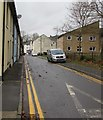 SO2508 : No parking in Old William Street, Blaenavon by Jaggery