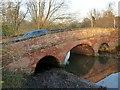 SK6670 : Whitewater Bridge, near Ollerton by Alan Murray-Rust