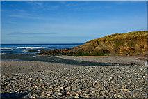 SW5842 : Gwinear-Gwithian : Coastal Scenery by Lewis Clarke