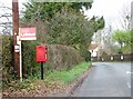 "TG3203 : General election ""Vote Labour"" poster on Lower Road by Evelyn Simak"