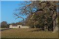 SJ5409 : Stable block, Attingham Park by Ian Capper