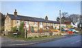SP8700 : Terraced Housing, Prestwood High Street by Des Blenkinsopp