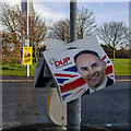 J5181 : 2019 Election poster, Bangor by Rossographer