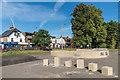 TQ1657 : Skate park by Ian Capper