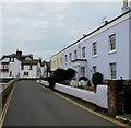 SX9372 : No Parking, Riverside, Shaldon by Jaggery