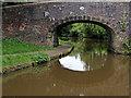 SJ8948 : Botany Bay Bridge north-east of Hanley, Stoke-on-Trent by Roger  Kidd