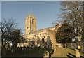 SK6287 : Ss Mary & Martin's church, Blyth by Julian P Guffogg