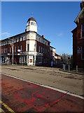 SO9198 : Stafford Street Tower by Gordon Griffiths