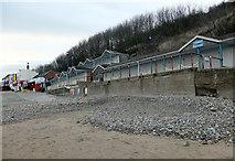 TA1280 : Beach chalets, Filey by habiloid