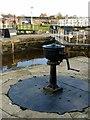 SE5944 : Naburn Lock by Alan Murray-Rust