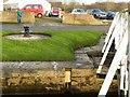 SE5944 : Naburn Lock - capstan by Alan Murray-Rust