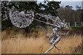 SJ8640 : Fairy Sculpture, Trentham Gardens by Brian Deegan
