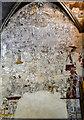 SK6287 : Doom painting, Ss Mary & Martin's church, Blyth by Julian P Guffogg