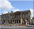 SD9951 : Skipton town hall by Bill Harrison