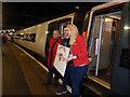TQ2982 : The last ever Virgin Train by Stephen McKay