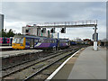 TA0828 : Pacer departing Hull Paragon by Stephen Craven