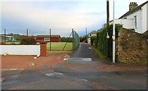 NO4800 : Lane near The Pavilion by Bill Kasman