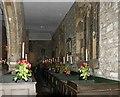 SE6052 : Church of Holy Trinity, Goodramgate by Alan Murray-Rust