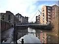 SE6051 : Hungate footbridge by Oliver Dixon