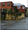 SO8505 : Royal Mail drop box, Fawkes Place, Stroud by Jaggery
