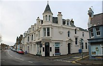 NO4900 : Former Queen's Hotel, Elie by Bill Kasman