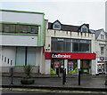 SO8505 : Ladbrokes, Russell Street, Stroud by Jaggery
