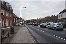 TQ9220 : Cinque Ports Street, Rye by Ian S