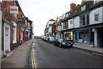 TQ9220 : High Street, Rye by Ian S
