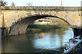 ST7564 : St James' railway bridge, Bath by Derek Harper